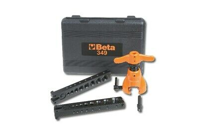 Beta Tools 349 Copper Pipe Tube Flaring Tool with Adaptors Max 18mm | 003490001