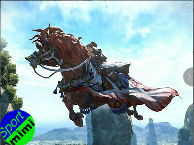 FINAL FANTASY XIV FFXIV FF14 Item Mount: SDS Fenrir (Account
