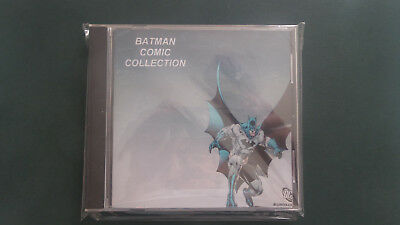 Batman comic collection on Dvd