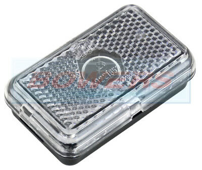 Jokon White Clear Front Marker Lamp Light Bailey Ranger Senator Caravan