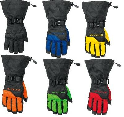 2019 Arctiva Pivot Adult Insulated Snow Ski Riding Gloves All Colors Sizes S-3X