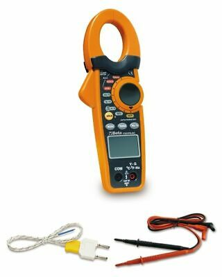 Beta Tools 1760PA/AC Amperometric Clamp & Digital Multimeter | 017600050