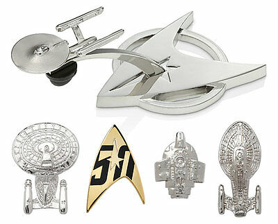 Star Trek 50th Anniversary Pin-Set