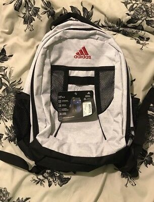 91f52e040b ADIDAS ATKINS BACKPACK Black   Neon Green School Book Bag in Great ...