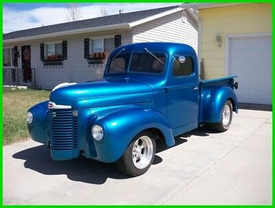 1947 Pickup Street Rod Pickup Street Rod Short Box 1947 International Pickup Street Rod Short Box,350ci V8,350 Automatic Trans