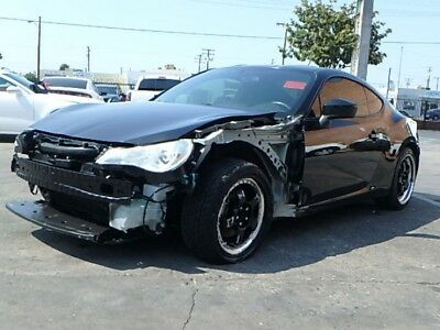 2014 Scion FR-S Salvage Repairable 2014 Scion FR-S Salvage Damaged Repairable! 52K Miles! Priced To Sell! L@@k!!
