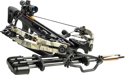 2019 New Bear Saga 370 Crossbow Camo Package AC93A2A7175