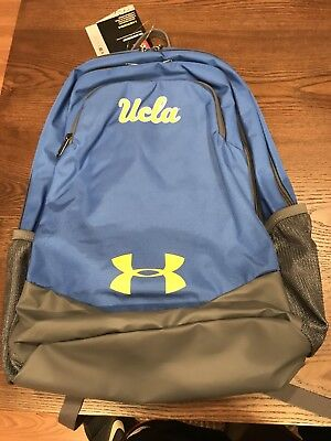 UNDER ARMOUR UCLA Bruins Blue Scrimmage Performance Backpack ... e2177a4f541bb