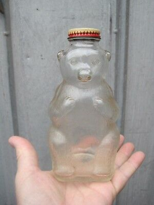 Snow Crest Bank Bottle Bear Shaped Piggy Bank B9539