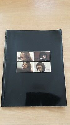 The Beatles Get Back Book From 1969