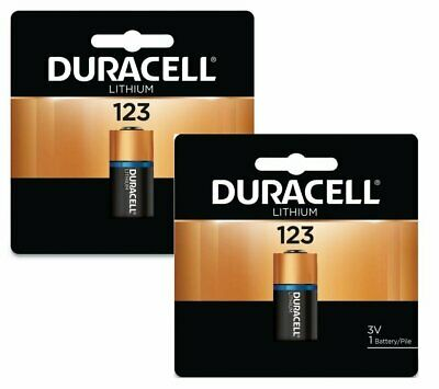 10 DURACELL CR2 3v lithium Photo batteries - Exp. 2027
