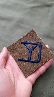 WWI US Army 26th Infantry Division Yankee Division Patch Variation