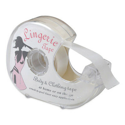 Double-Sided Lingerie Tape Adhesive For Clothing Dress Body Wedding Prom 1pc D8Z