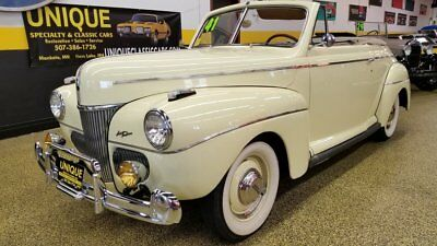 1941 Ford Super Deluxe Convertible 1941 Ford Super Deluxe Convertible, TRADES?
