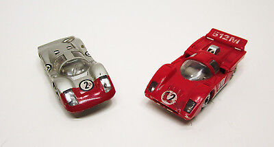 Lot of 2 Vintage Tyco Slot Cars