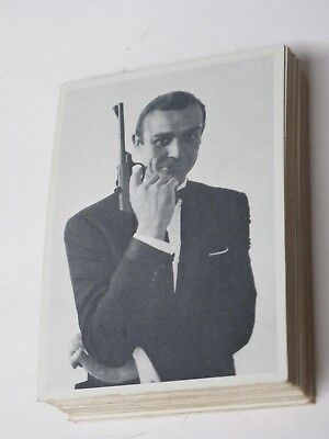 James Bond Secret Agent 007 Cards Photo 1965 Glidrose Productions Ltd United Art