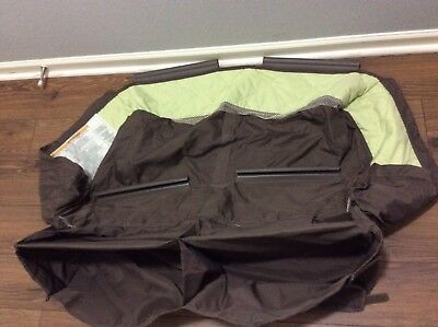 Replacement BASSINET INSERT W/ Storage for Graco Pack N Play. No Poles