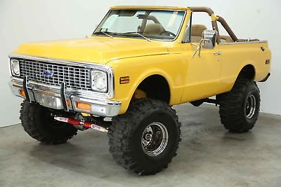1972 CHEVROLET K5 Blazer Custom