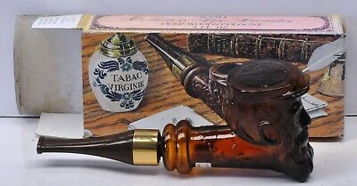 Avon Collector Pipe Decanter - Deep Woods Cologne