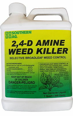 2,4 -d Southern Ag Amine Herbicide Herbicide - 946ml