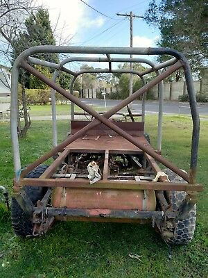 4 Wheel Drive Buggy Project