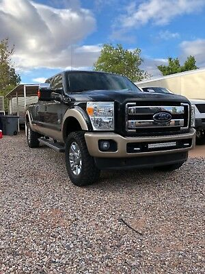 2012 Ford F-350 Kingranch 2012 Ford F-350 KingRanch
