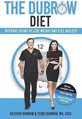 The Dubrow Diet by Terry Dubrow and Heather Dubrow-Hardcover-NEW