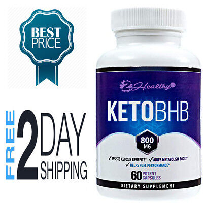 Keto Diet Pills from Shark Tank - Advanced Weight Loss Supplement 60 capsules