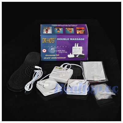 DR HO'S Dual Double Muscle Massage Therapy System Pain Relieve Stimulator