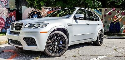2013 BMW X5 X5M - 555HP V8 - Certified Pre-Owned (CPO) - $97,000 MSRP 2013 Silver BMW X5M