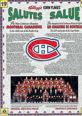 Montreal Canadiens 1993 Print