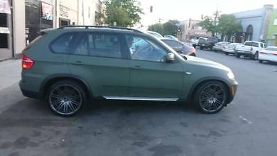 Fully Customised Military Green BMW X5 e53 - 2002