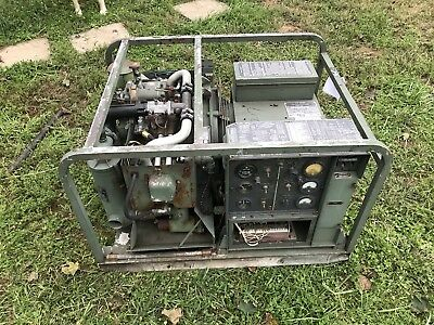 Military Gas Generater Model MEP-017A 5 KW Genset 1