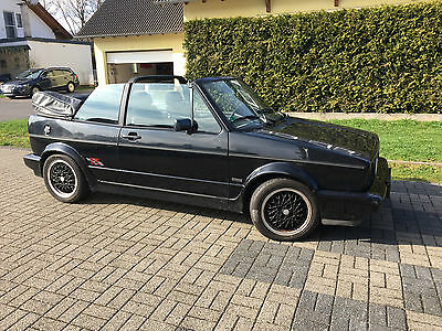 VW Golf 1 Cabrio Sporline