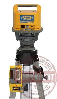 Spectra Precision Ll500 Rotary Laser Level, Transit, Laserplane,topcon,trimble