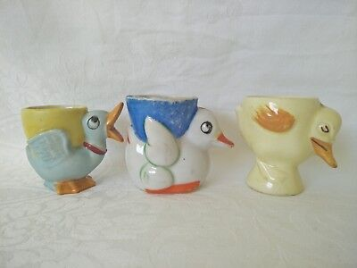 Three Ducks Egg Cups