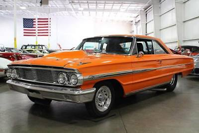 1964 Ford Galaxie  1964 Galaxy 500 Twin Turbo Pro Touring  Fuel Injected
