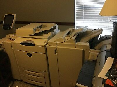 Xerox Docucolor 242 Digital Press Production Color Copier Printer