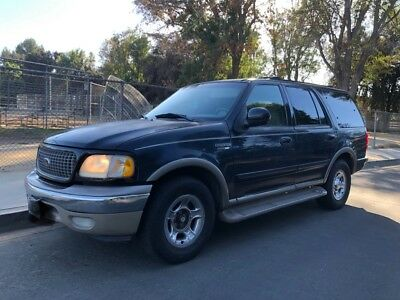 2000 Ford Expedition Eddie Bauer UV Truck Luxury Expedition Ford Premium Paint