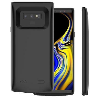 Extended Battery Case Cover 5000mAh Backup Charging US For Samsung Galaxy Note 9