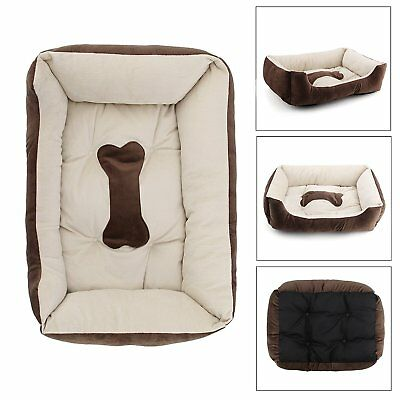 Large Pet Dog Cat Bed Soft Warm Kennel Dog Mat Blanket Puppy Cushion House