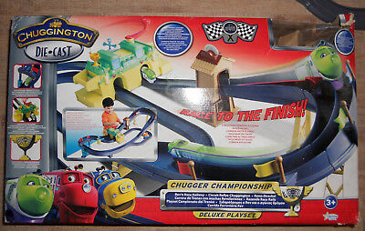 Chuggington - Lok-Meisterschaft - Deluxe Playset