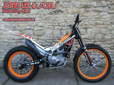 Montesa Cota 4RT Repsol Trials Bike, 2018 Model, Road Reg'd, Virtually Unused