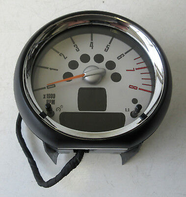 Genuine Used MINI Rev Revolution Counter for R56 R55 R57 R58 R59 R60 R61 9232444
