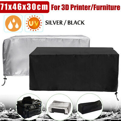 Printer Protective Dust Cover for Epson Workforce WF-3620 HP OfficeJet Pro 8610