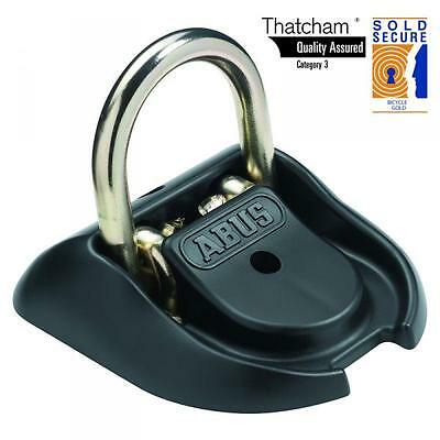 ABUS ground anchor - WBA100 - Thatcham and Sold secure approved