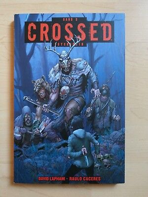 Crossed Comic Band 3 l Neuwertig l Deutsch l David Lapham
