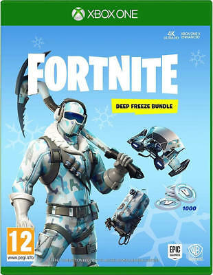 The Fortnite: Deep Freeze Bundle – Xbox One – UK SEALED! IN STOCK NOW!