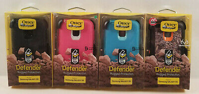 """NEW Rugged Case by Otterbox DEFENDER for 5.1"""" Samsung Galaxy S5 - MULTI-COLOR"""