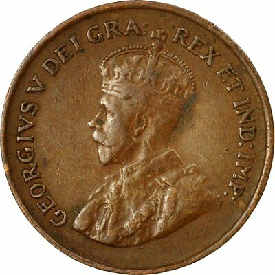 [#532572] Coin, Canada, George V, Cent, 1920, Royal Canadian Mint, Ottawa